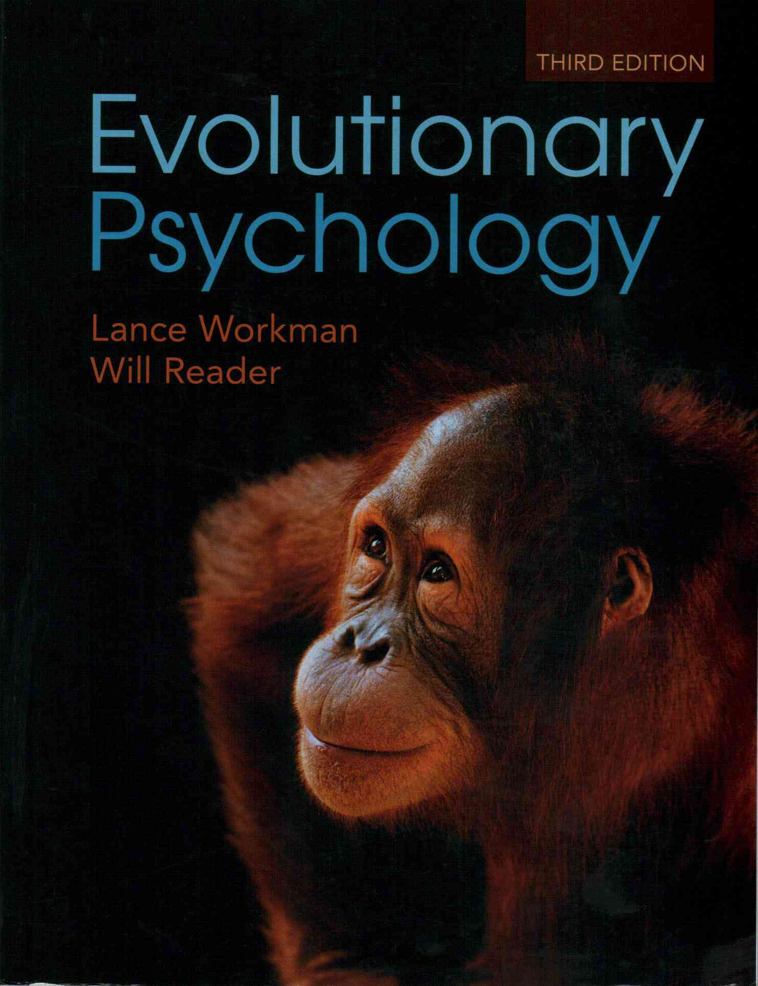 Evolutionary Psychology By Workman, Lance/ Reader, Will